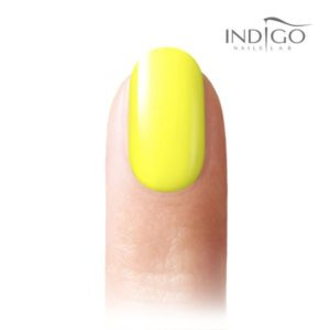 Neon Yellow Gel Polish 10ml