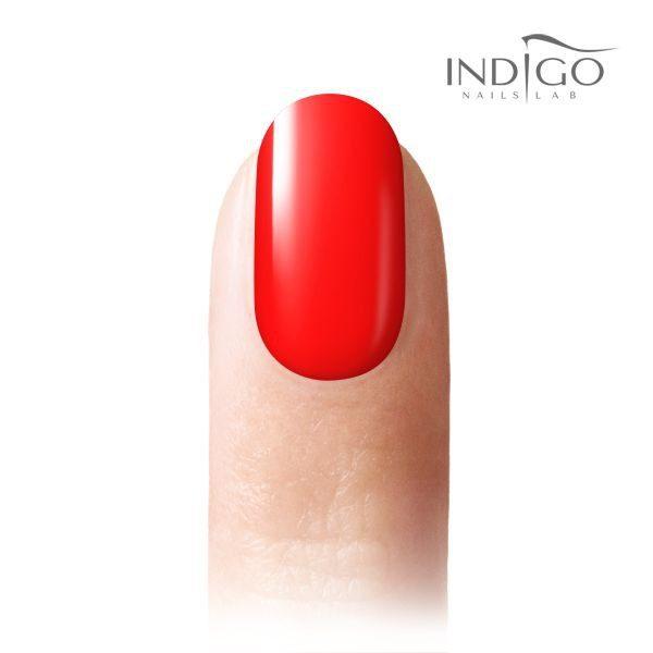 Neon Red Gel Polish 5ml