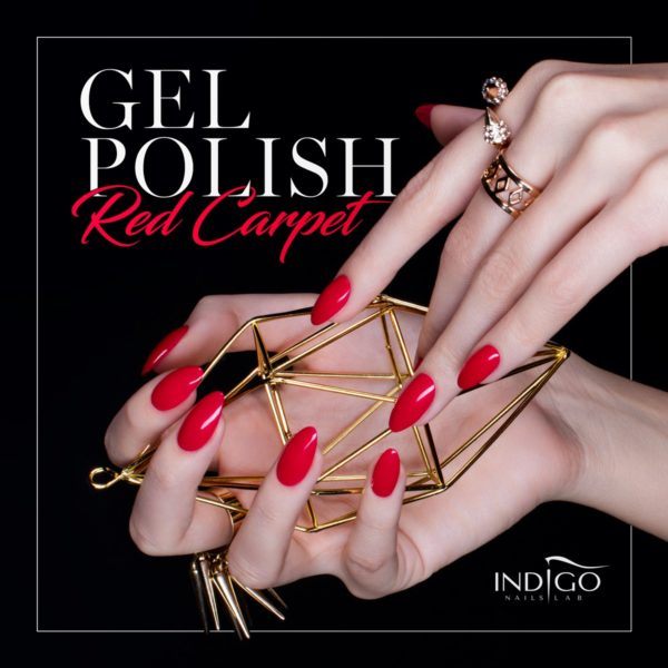 Red Carpet Gel Polish 5ml