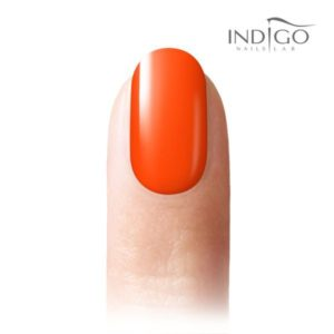 Neon Orange Gel Polish 10ml