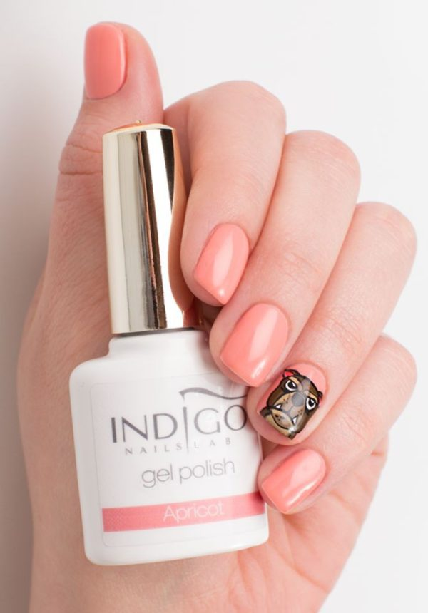 Apricot Gel Polish 10ml