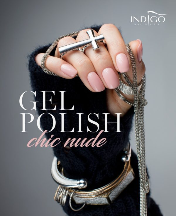 Chic Nude Gel Polish 5ml