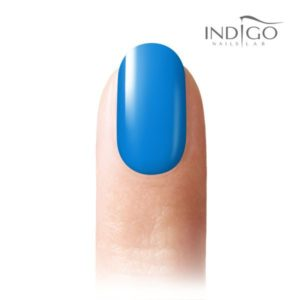 Blue Bamboo Nail Polish