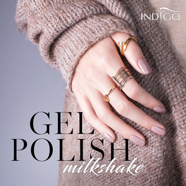 Milkshake Gel Polish 10ml