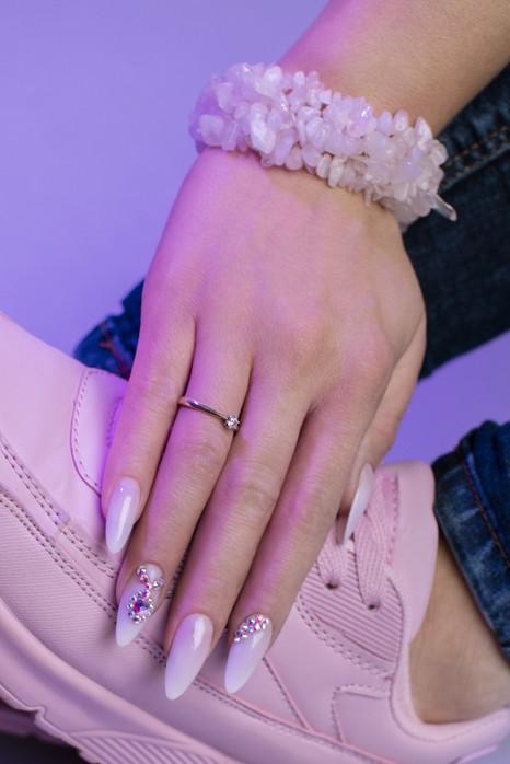 Easy Shape Milky Pink 15ml