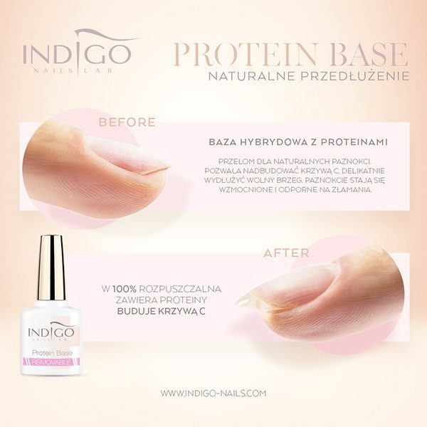 Protein Base Removable 5ml