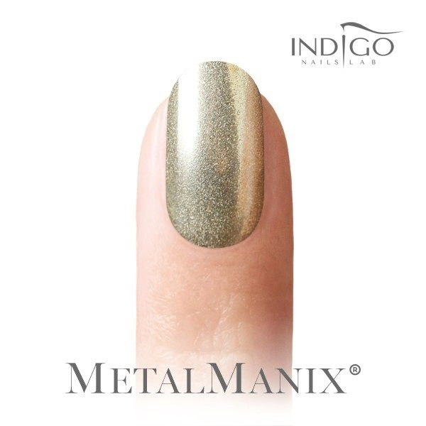 Metal Manix® Effect Light Gold