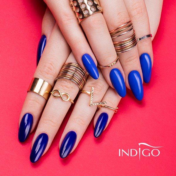 Paris Blue Gel Polish 10ml