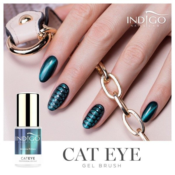 Atomic Kitten Cat Eye Gel Brush 5ml