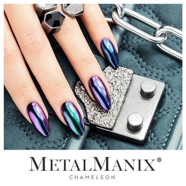 Metal Manix® Chameleon Butterfly