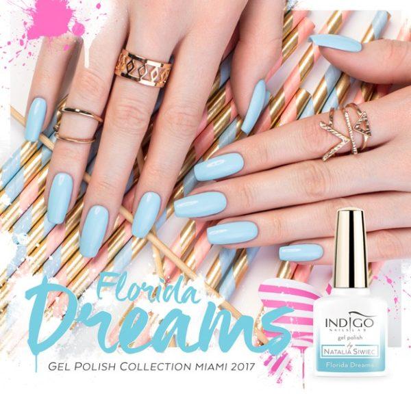 Florida Dreams Gel Polish 5ml