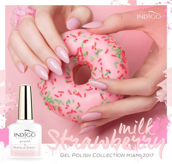 Strawberry Milk Gel Polish 5ml